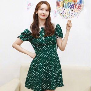 SNSD Yoona Heart Dress